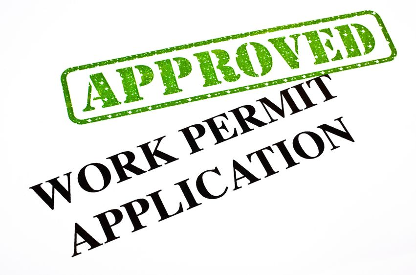 When to apply for work permits for foreigners? 1