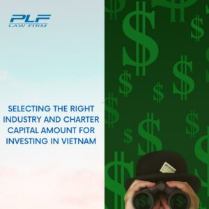 Selecting The Right Industry And Charter Capital Amount For Investing In Vietnam