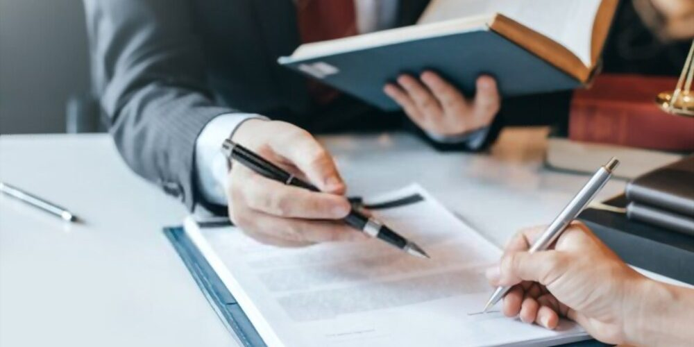 Joint liability of legal representatives